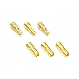 Muchmore Brushless Motor Connector Set 3,5mm