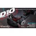 VBC WildFireD08 1/10 Touring Car Kit
