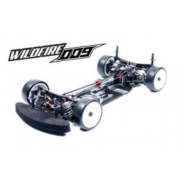 VBC WildFire D09 1:10 Touring Car Kit