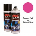 RC Car Colours Lexan Spray 150ml - Fluo Cuypers Pink