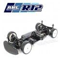 ARC R12 Car kit (Alu)