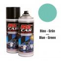 RC Car Colours Lexan Spray 150ml - Blue Green