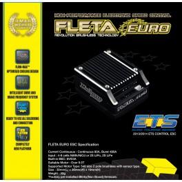 Muchmore FLETA Euro Brushless ESC Black